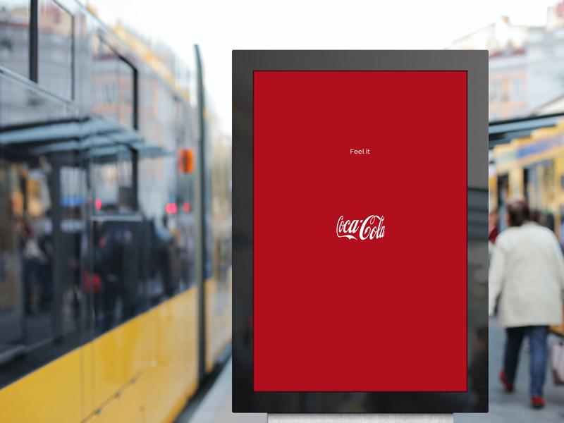 Coca-cola esoteric advertising